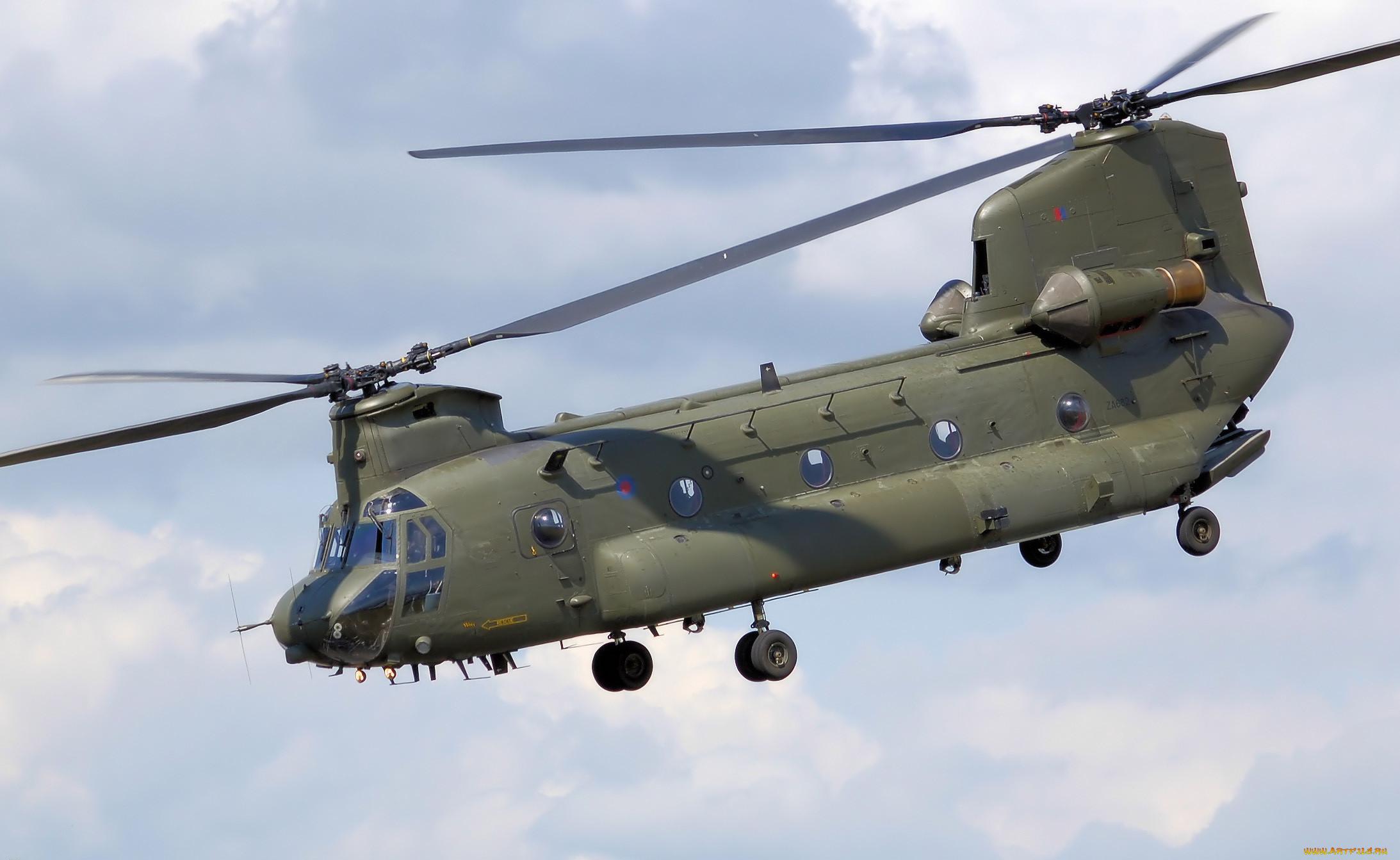 Ch 47 chinook авиация вертолёты армия